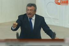Meclis'te tansiyon yükseldi, oturuma ara verildi