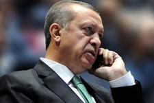 Erdoğan İsrail Başbakanı ile görüştü