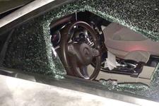 AK Parti İlçe Başkanı'nın aracına saldırı