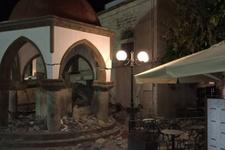 Depremin ardından 4 artçı sarsıntı oldu