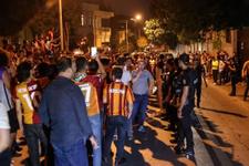 Galatasaray kafilesi Florya'ya gelmedi