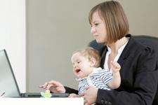 Çalışan anneler dikkat hükümet düğmeye basıyor