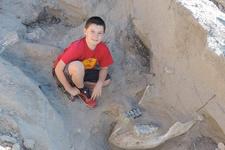 9 yaşındaki çocuk tesadüfen buldu bilim dünyası şokta