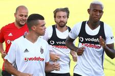 Pepe ilk kez antrenmana çıktı