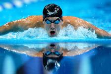 Michael Phelps köpek balığıyla yarıştı sonuç...