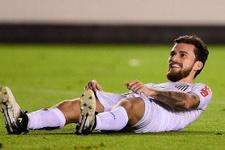 Fenerbahçe'nin hedefindeki Lucas Lima heyecanlandırdı