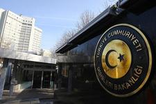 İsrail'in küstah sözlerine Türkiye'den sert cevap
