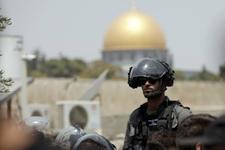 İsrail'den Mescid-i Aksa'ya yönelik 110 saldırı ve ihlal