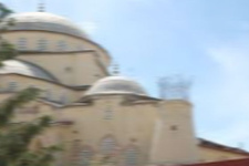Atina'daki caminin açılışı 3. kez ertelendi