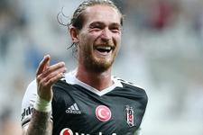 Göztepe Beşiktaşlı futbolcunun peşinde