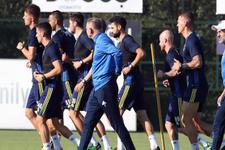 Fenerbahçe Sturm Graz maçı hazırlıklarına başladı