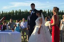 Fenerbahçeli basketbolcu Jan Vesely evlendi
