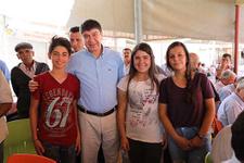 Türel'den ilçe belediye başkanlarıyla Kaş çıkarması
