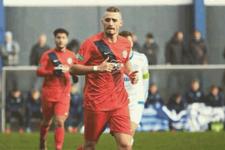 Galatasaray 4. transferini gerçekleştirdi