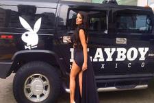 Playboy'a soyunan Türk kızı Elif Çelik'e bakın Meksika'yı karıştırdı