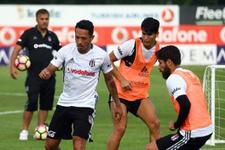 Beşiktaş'ta izinli futbolcular geri döndü