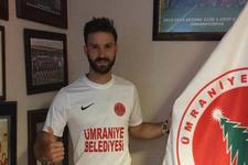 Ümraniyespor Vasilogiannis'i transfer etti