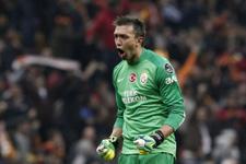 Muslera için Galatasaray'da sürpriz karar