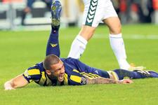 Fenerbahçe'de sakatlık raporu! Fernandao...