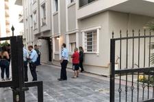 Odaya girdi şok oldu İzmir'de korkunç olay