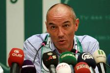 Bursaspor teknik direktöründen transfer itirafı