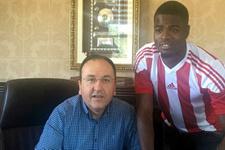 Sivasspor'a Monaco'dan transfer!