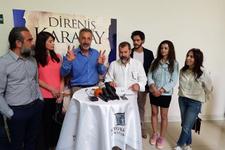 Direniş Karatay'ın çekimleri başladı! Mehmet Aslantuğ ''Hasretimiz var''