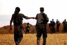 PKK/PYD tarım arazisinde çalışan işçilere saldırdı