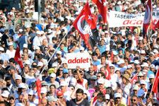 CHP'ye göre Maltepe miting alanında kaç kişi vardı?