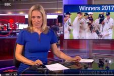 BBC haberlerinde erotik görüntü krizi