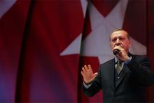 Cumhurbaşkanı Erdoğan, Kur'an-ı Kerim okudu