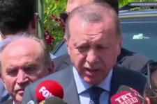 Erdoğan'dan ABD-Kuzey Kore krizine ilişkin ilk açıklama
