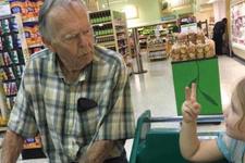 4 yaşındaki kız adama yaşlı dedi daha sonra ise... İnanılmaz hikaye
