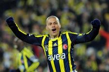 Alex De Souza'dan Fenerbahçe paylaşımı