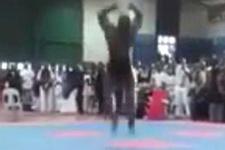 Vücut geliştirme şampiyonu boynunu kırarak hayatını kaybetti