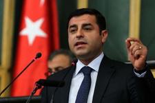 Demirtaş'tan Erdoğan'a 'terörist' davası