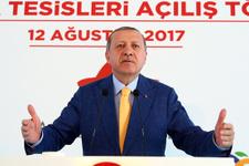 Erdoğan: Onlar da normale dönecek
