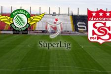 Akhisar Belediyespor Sivasspor'u tek golle yıktı!