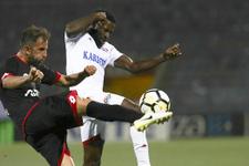 Gençlerbirliği Karabükspor maçında puanlar paylaşıldı