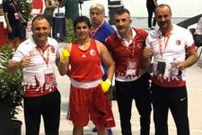 Avrupa Boks Şampiyonası'nda kadınlardan madalya yağmuru