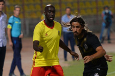 Yeni Malatyaspor Osmanlıspor maçı fotoğrafları