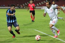 Balıkesir'de 4 gollü maç