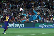 Ronaldo atıldı Real Madrid Barcelona'yı dağıttı