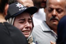Emniyet müdürü kritik bilgiyi şehit polisin cenazesinde açıkladı