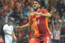 Galatasaray'da yeni sezonun ilk golü Tolga Ciğerci'den...