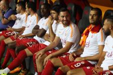 Galatasaray taraftarından Sinan Gümüş'e tepki!