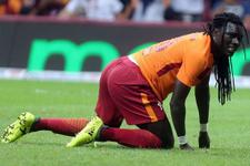 Galatasaray'ın yeni 'Pitbull'u Gomis
