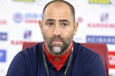 Galatasaray taraftarından Igor Tudor'a tepki!