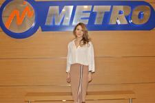 Metro'nun patroniçesi Çiğdem Öztürk istifa edip gitti