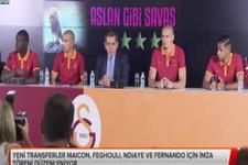 Galatasaray'dan gövde gösterisi!